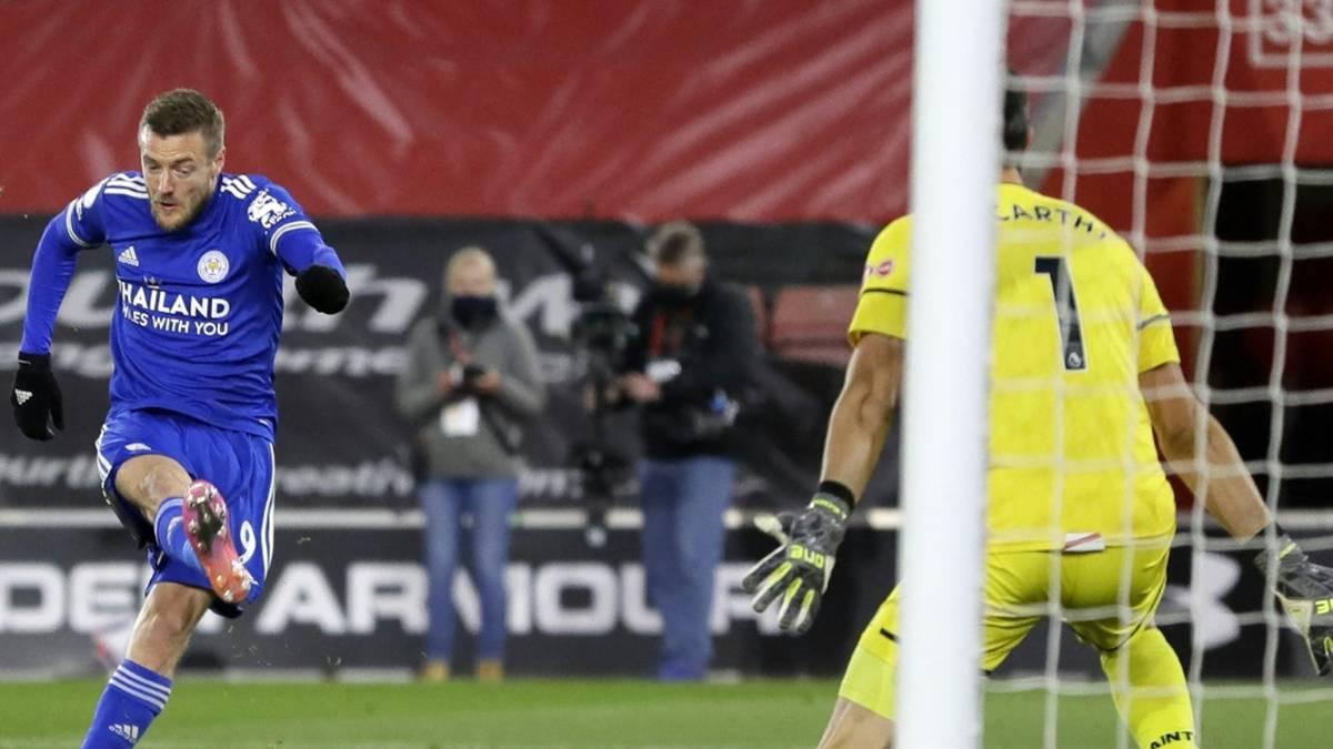 Leicester patzt im Kampf um die Champions League