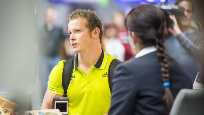 Team Germany Departs To The European Games 2015