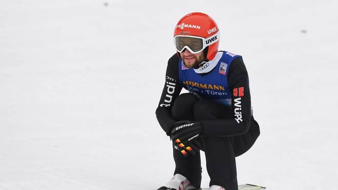 FIS Nordic World Cup - Four Hills Tournament Nach dem dritten Springen in Innsbruck hat Eisenbichler kaum noch Chancen auf den Tourneesieg