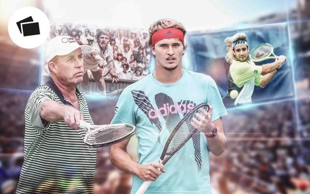 Die Zusammenarbeit zwischen Alexander Zverev und Ivan Lendl ist beendet