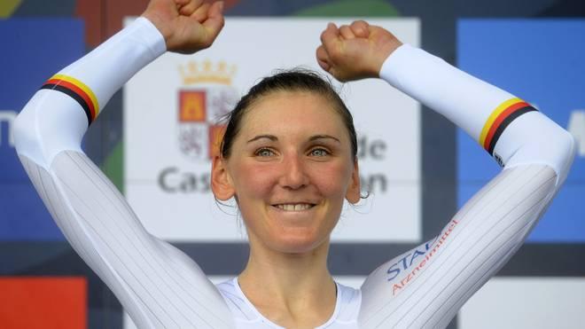 CYCLING-ESP-WORLD-UCI-WOMEN-TIMETRIAL