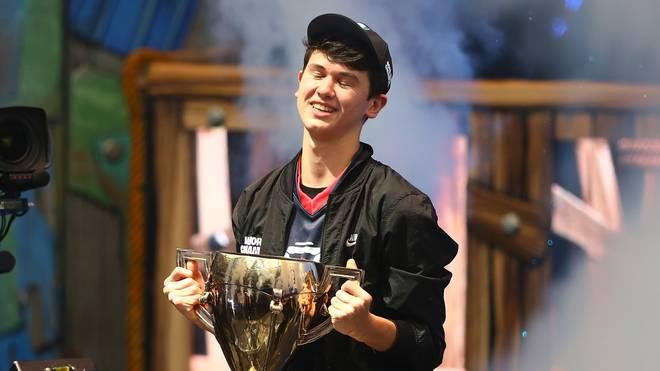 Kyle Giersdorf hat die Fortnite-WM gewonnen