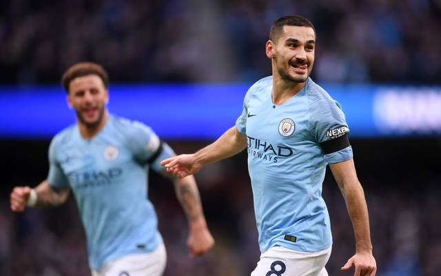 Ilkay Gündogan hatte eine sehr erfolgreiche Saison mit Manchester City