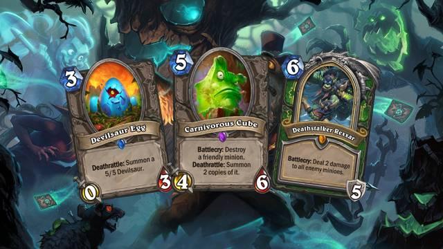 Die Keycards im Egg-Hunter