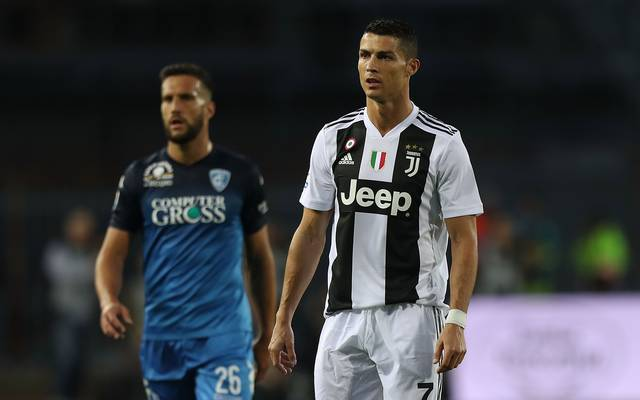 Cristiano Ronaldo spielt seit dieser Saison bei Juventus Turin