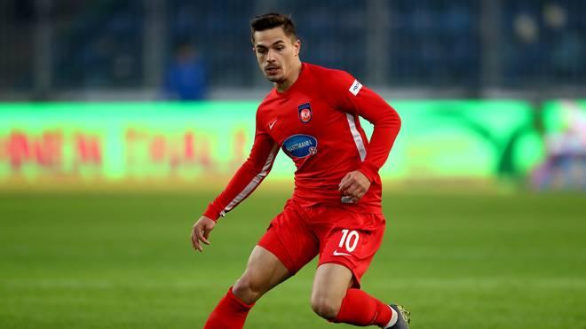 Nikola Dovedan spielt künftig für den 1. FC Nürnberg