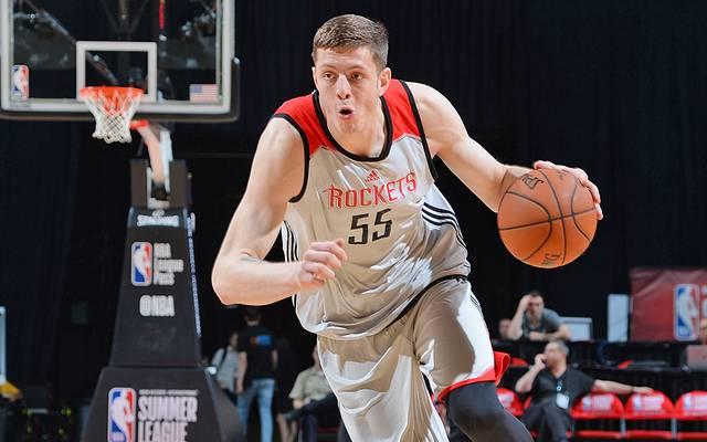 ISAIAH HARTENSTEIN (Houston Rockets)
