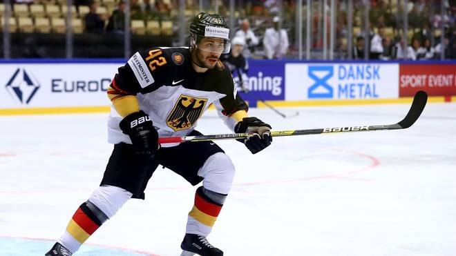 Yasin Ehliz gewann mit der deutschen Nationalmannschaft 2018 Olympia-Silber