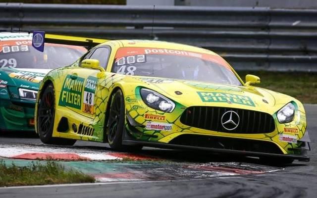 Fabian Vettel erlebt im GT-Masters eine Achterbahnfahrt der Gefühle