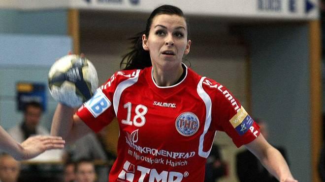 Iveta Luzumova erzielte den entscheidenden Treffer