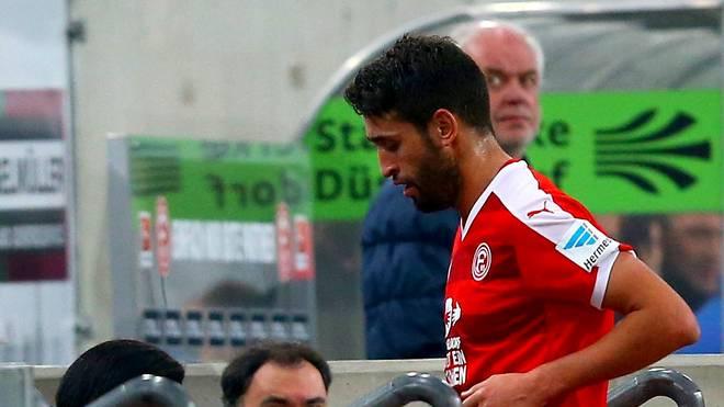 Fortuna Duesseldorf v Eintracht Braunschweig  - 2. Bundesliga