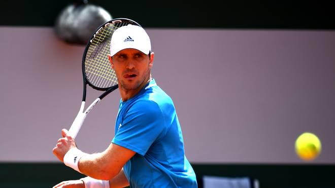 Mischa Zverev ist bei den French Open in der ersten Runde ausgeschieden