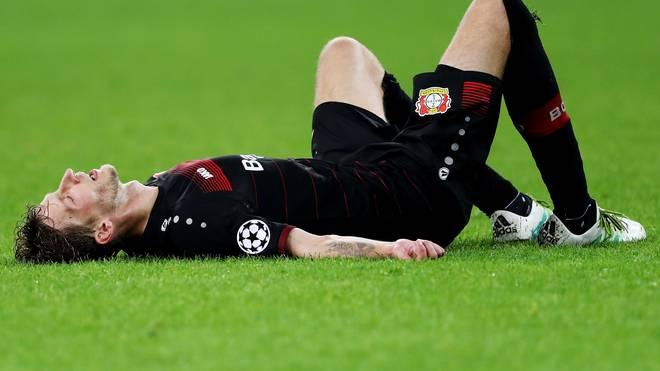 Stefan Kiessling leidet unter muskulären Problemen