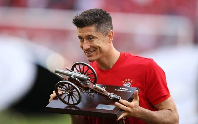 Die Torjäger-Kanone soll demnächst auch Amateur-Fußballern verliehen werden