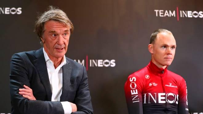 Ligue 1: OGC Nizza an Ineos-Besitzer Jim Ratcliffe offenbar verkauft