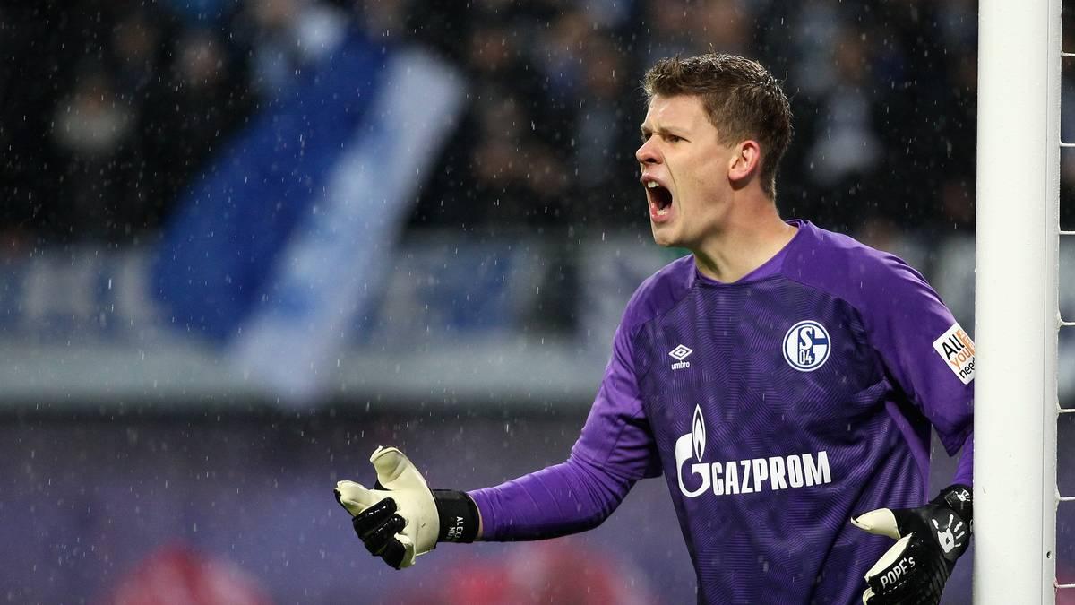Alexander Nübel - Schalke