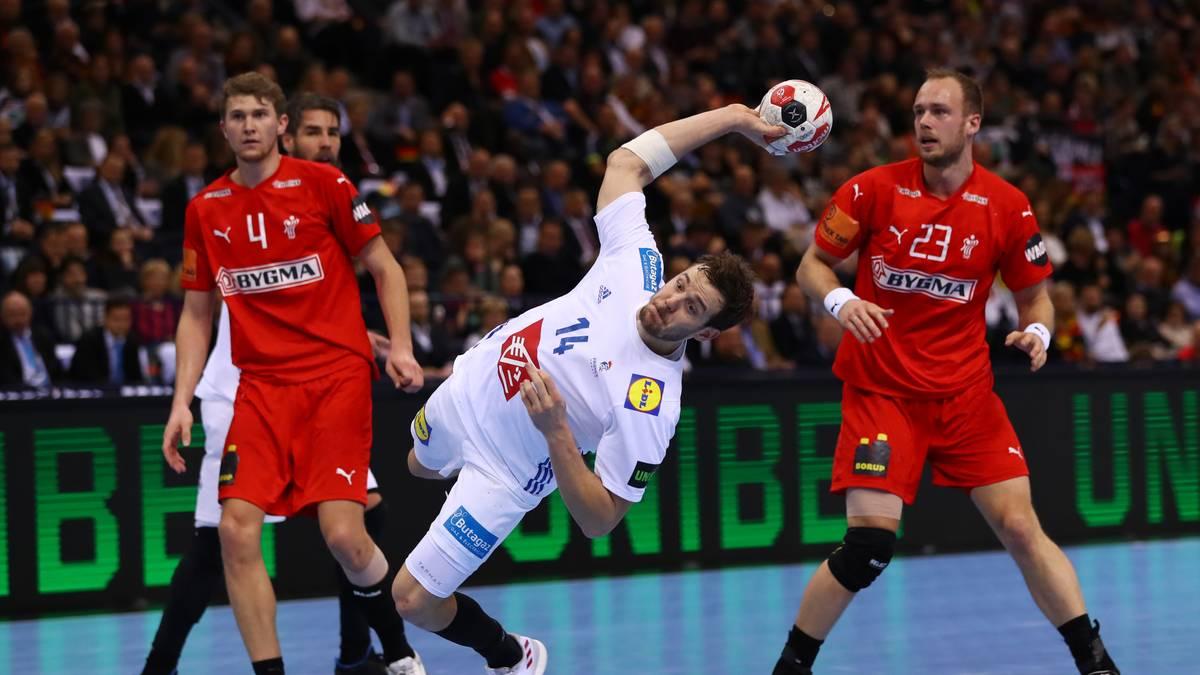 Denmark v France: Semifinal - 26th IHF Men's World Championship
