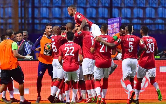 Madagaskar ist das Überraschungsteam des Afrika-Cups