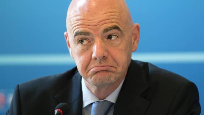 Gianni Infantino ist Generalsekretär der UEFA