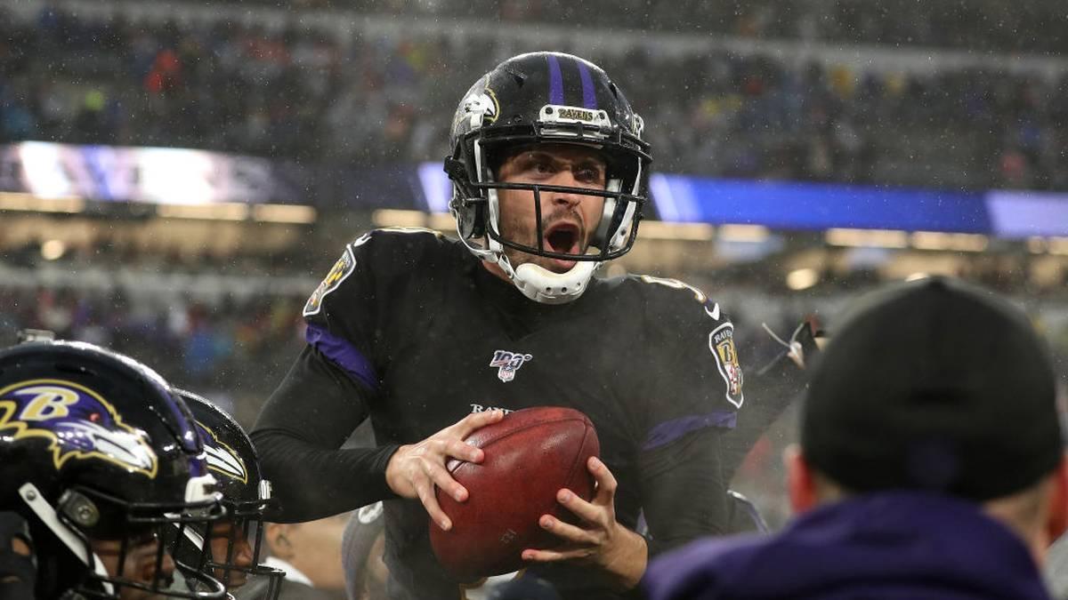Justin Tucker - Baltimore Ravens