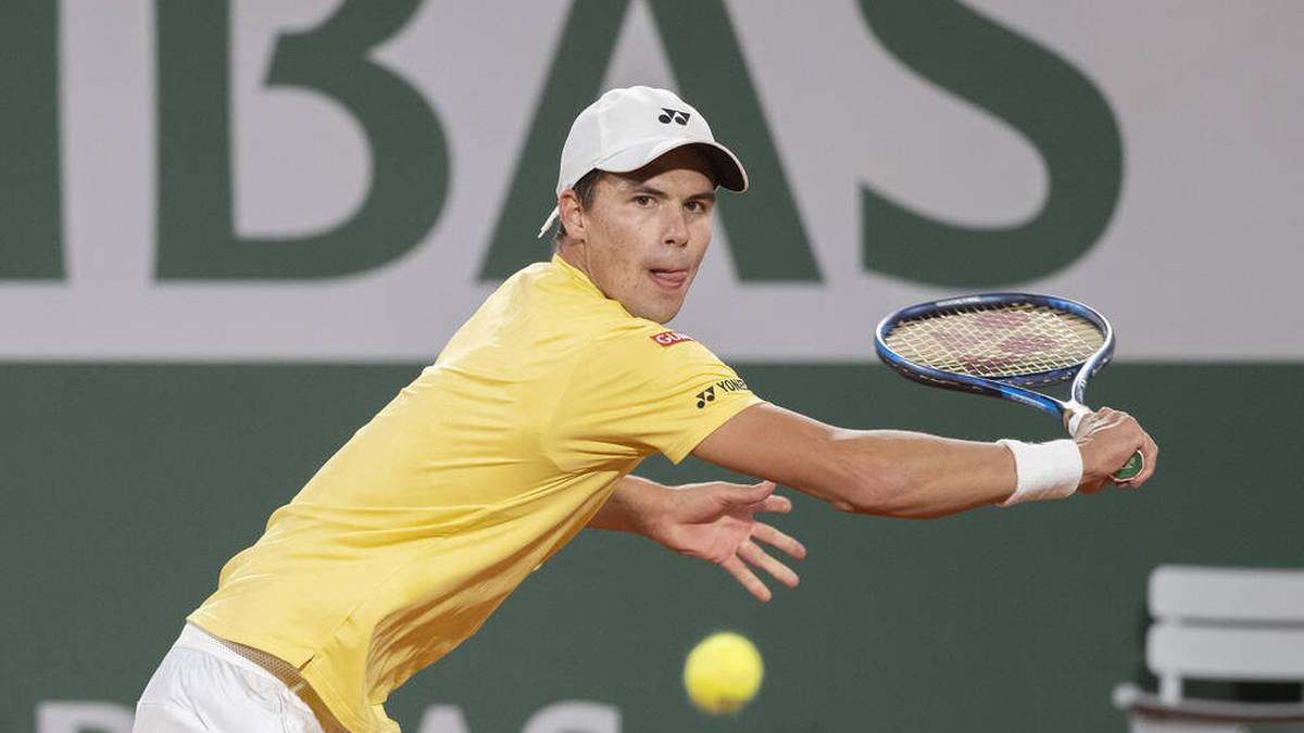 Daniel Altmaier verpasst die Australian Open