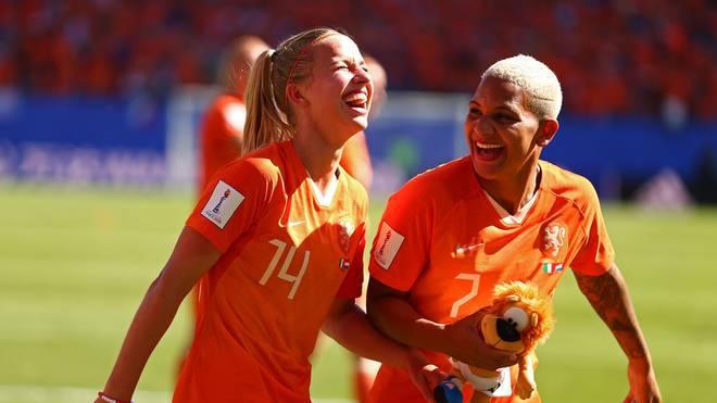 Frauen-WM, Halbfinale, Niederlande, Schweden