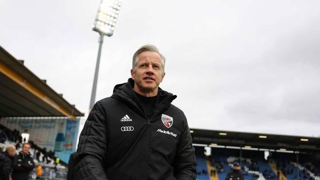 Jens Keller will Ingolstadts Sieglos-Serie beenden