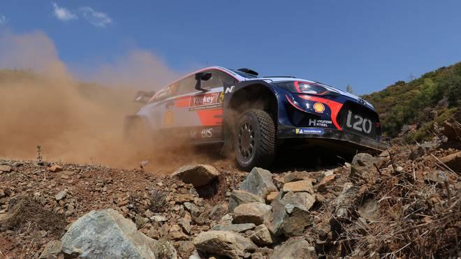 Thierry Neuville musste bei der Rallye Türkei einen Rückschlag hinnehmen
