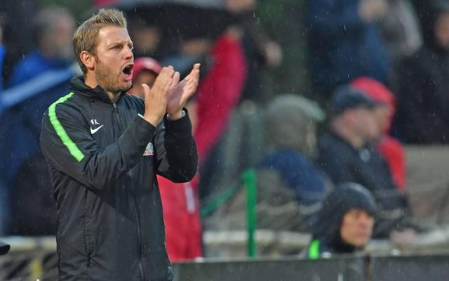 Florian Kohfeldt will bei Werder Bremen nicht nur Übergangslösung sein