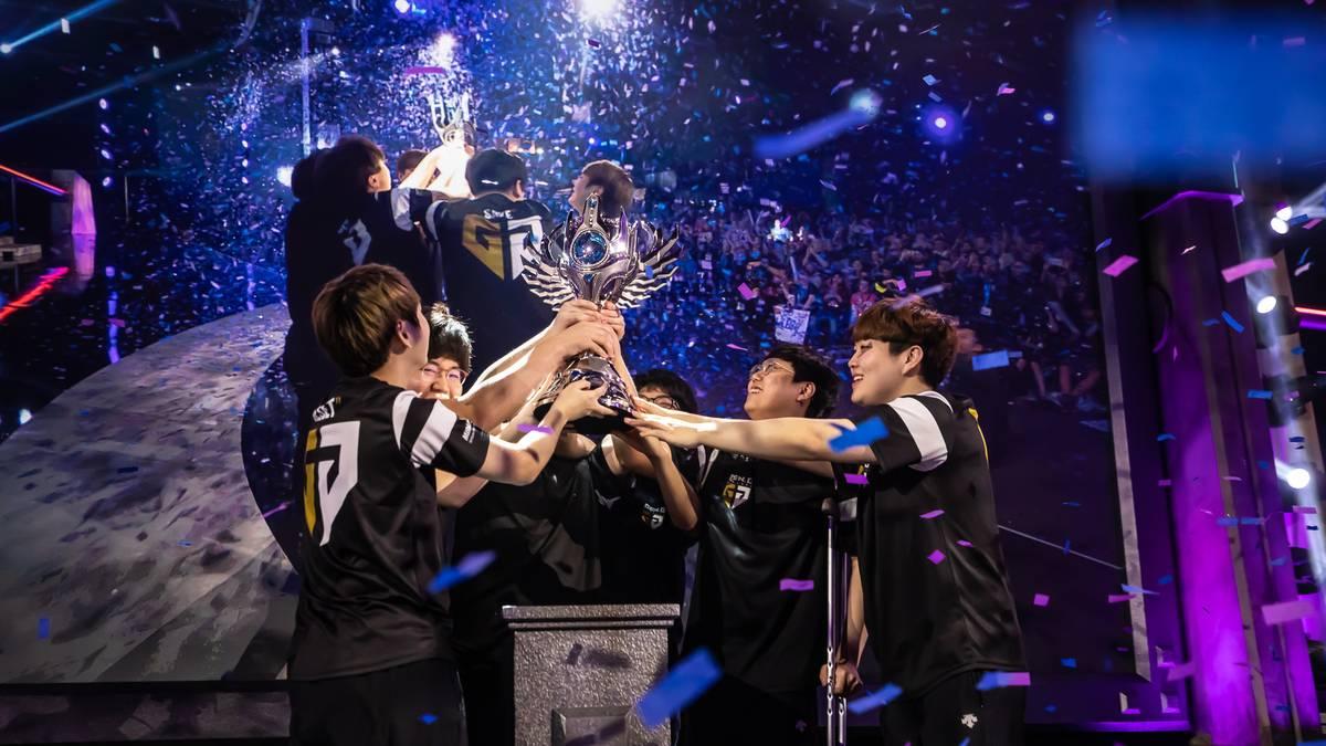 Koreaner von Gen.G Esports dominieren Heroes of the Storm