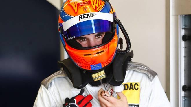 Startet in Oschersleben aus der ersten Reihe: Bentley-Pilot Luca Stolz