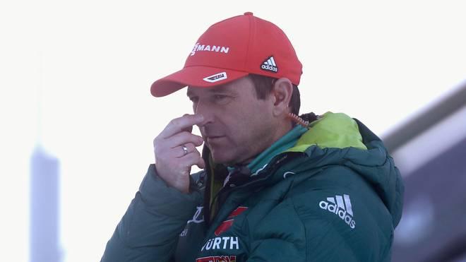Skispringen: DSV hofft auf Verbleib von Werner Schuster trotz Rücktritt