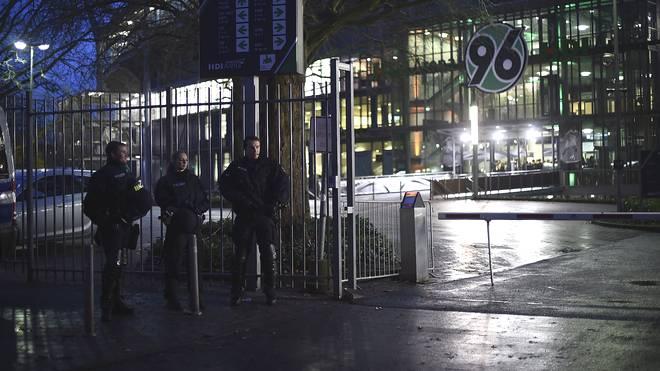 Das Länderspiel Deutschland gegen Niederlande wurde wegen einer Terror-Warnung abgesagt