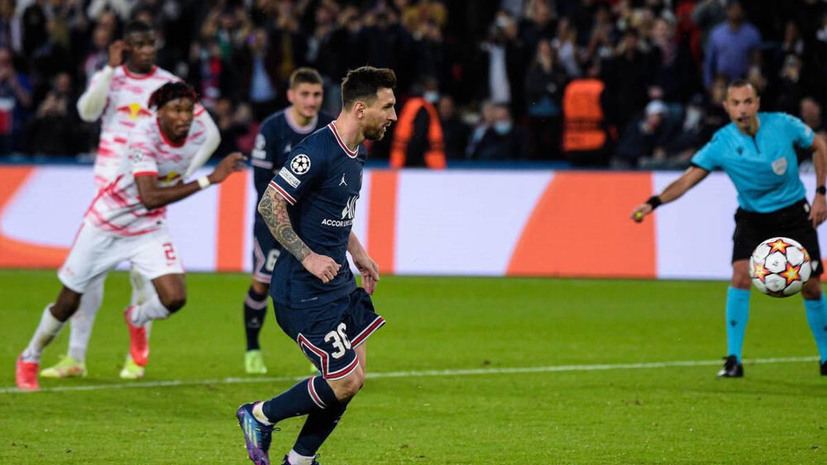 """""""Nicht gerecht"""": RB verliert nach strittigem Messi-Elfer"""