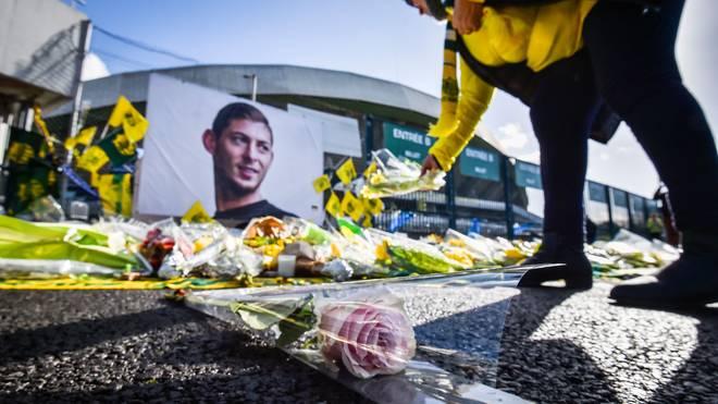 Emiliano Sala starb bei einem Flugzeug-Unglück im Januar
