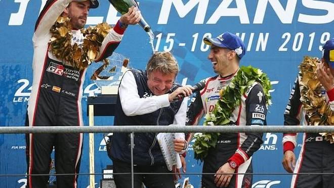 Der zweite Le-Mans-Sieg war Fernando Alonsos vorerst letztes WEC-Kapitel