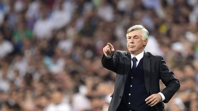 Der neue Bayern-Trainer Carlo Ancelotti hat sein Team komplett
