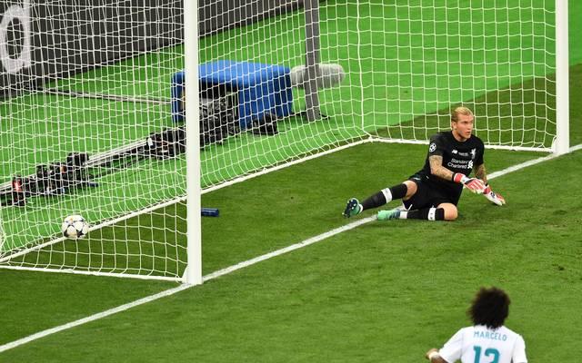 Loris Karius leistete sich im Champions-League-Finale 2018 zwei folgenschwere Patzer