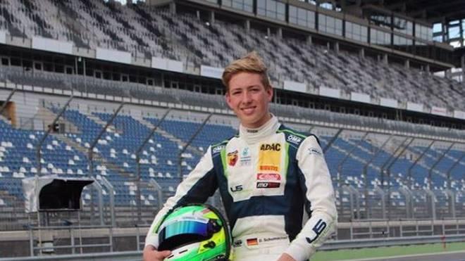 David Schumacher ist der Sohn von Ralf Schumacher