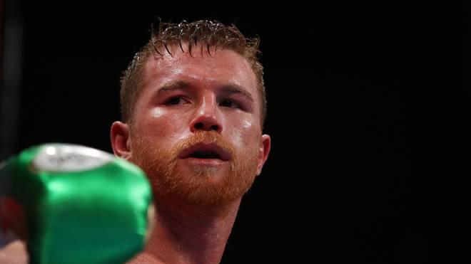 Boxer Saul Canelo Alvarez muss seinen IBF-Gürtel vorerst abgeben