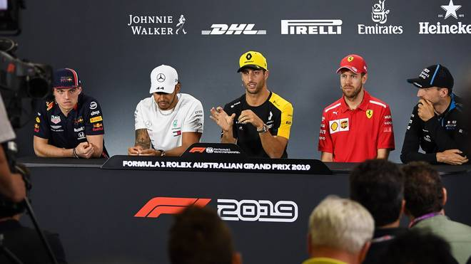 SPORT1 zeigt die Cockpits der Formel 1 für die Saison 2019
