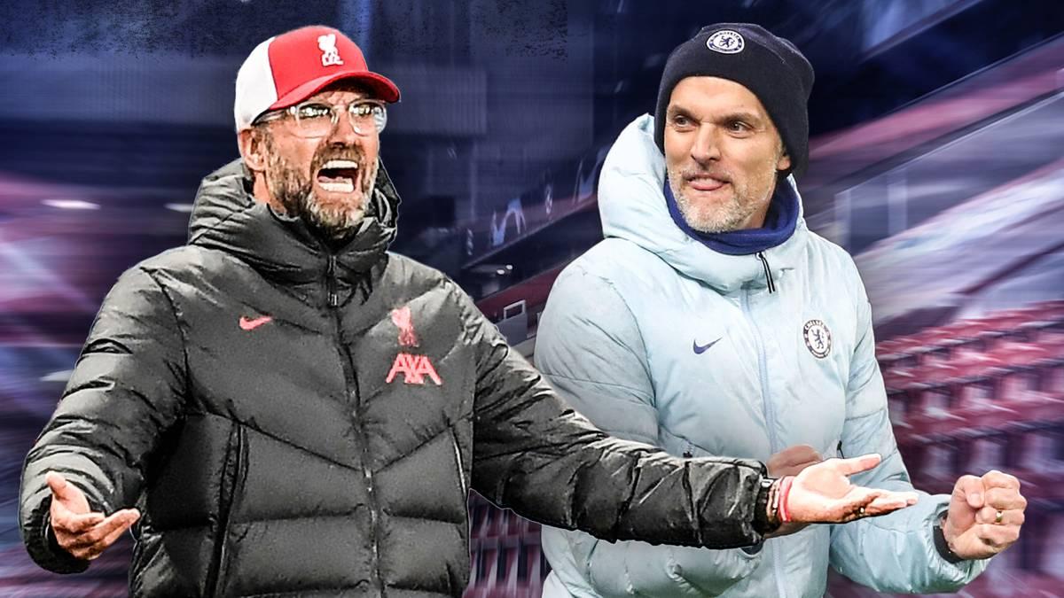 Liverpool gegen Chelsea, oder auch Klopp versus Tuchel. Das brisante Premier-League-Duell bietet einiges an Gesprächsstoff im Voraus. So eng ist die Beziehung der alten Kameraden wirklich.