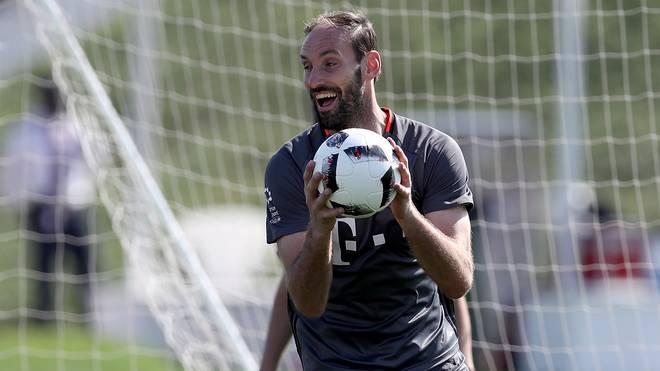Bayern Muenchen Doha Training Camp - Day 4
