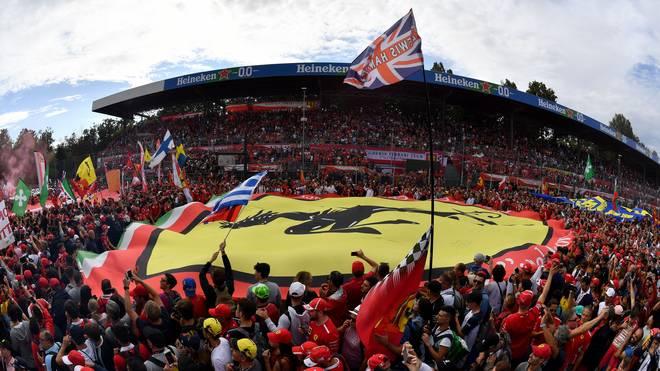 Formel 1, Ferrari, Italien, Monza