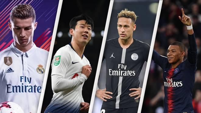 Wer kommt auf das Cover von FIFA 20?