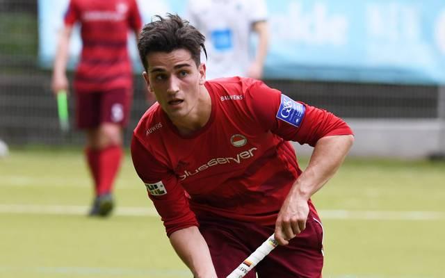 Moritz Trompertz unterlag mit Rot-Weiss Köln mit Achtelfinale