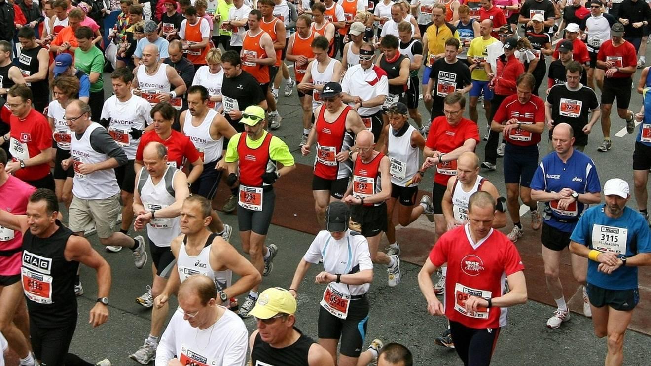 40 Jahre alter Teilnehmer stirbt bei Halbmarathon in Wien (Symbolbild)