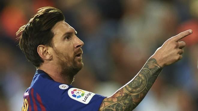 Lionel Messi und sein Vater werden in Argentinien angeklagt