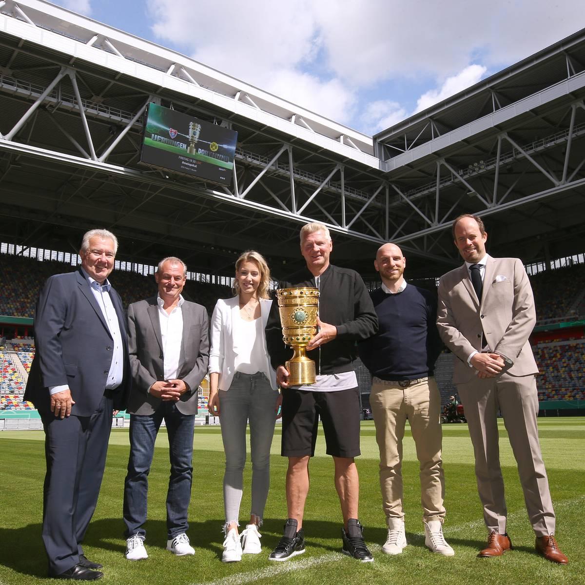 Dfb Und Sport1 Lauten 1 Runde Im Dfb Pokal Auf Medientag In