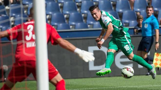 Zlatko Junuzovic vom SV Werder Bremen